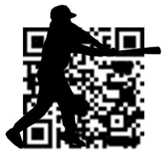 baseball card qr codes
