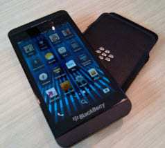 "BlackBerry has been called a ""Leader"" in enterprise mobile management"