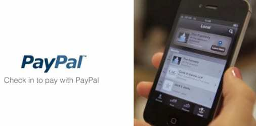 paypal mobile payments app