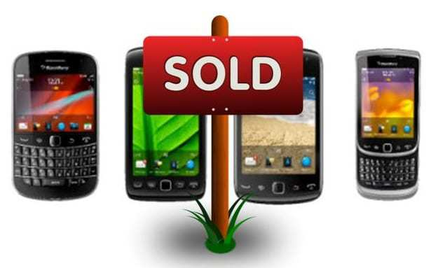 Technology news Blackberry takeover sale deal