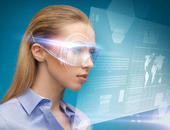 Augmented Reality Glasses - AR and Education