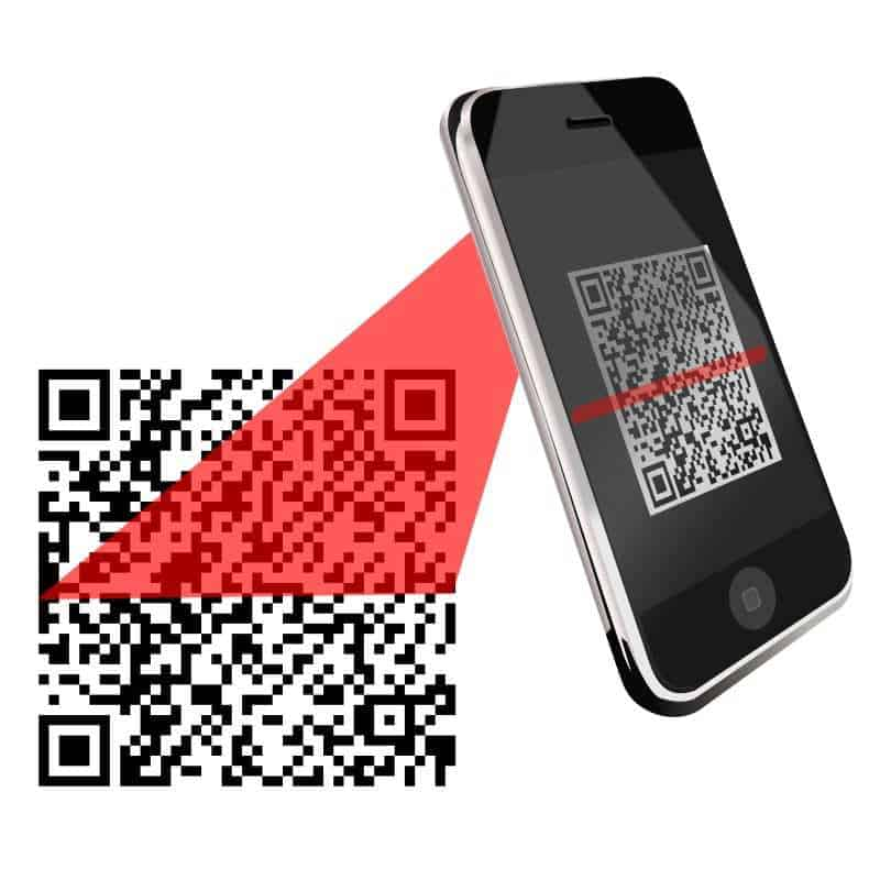 qr codes payments