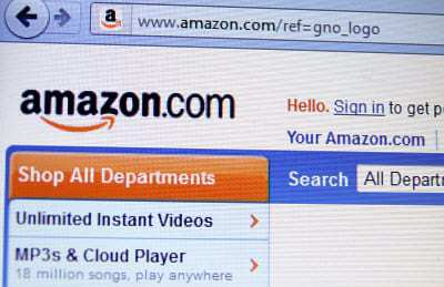 Amazon mobile commerce