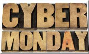 Cyber Monday m-commerce