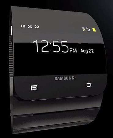 Samsung smartwatch gadgets galaxy gear wearable technology mobile payments