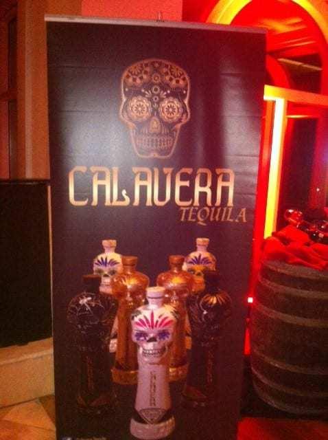 Calavera Tequila QR code