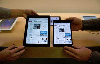 Tablet commerce to increase throughout holidays before dropping once more