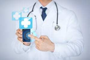 Mhealth is already taking off worldwide in 2014