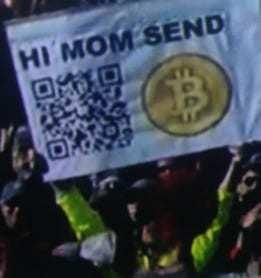 qr codes bitcoin