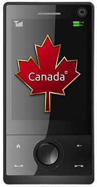 canada mobile commerce users