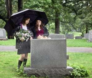 QR codes to mark Canadian tombstones in a digital age