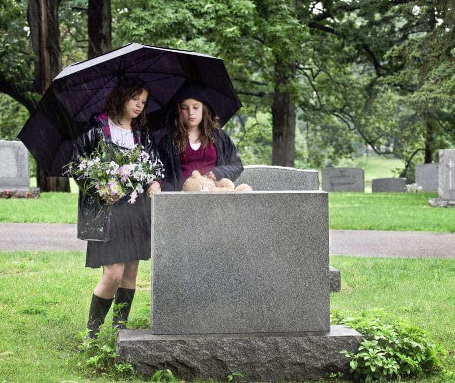 qr code tombstone site