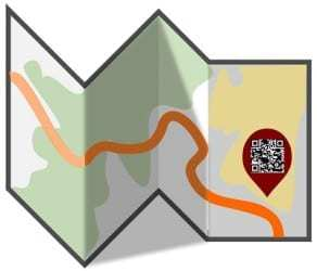 QR codes added to nautical charts from UK Hydrographic Office