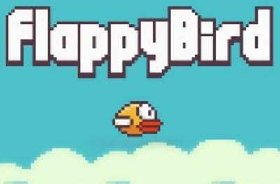 Flappy Bird mobile app