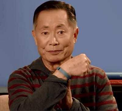 George Takei wearable technology