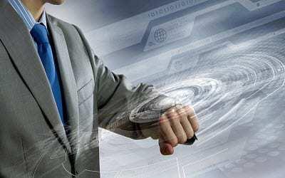 Smart Watch wearable technology