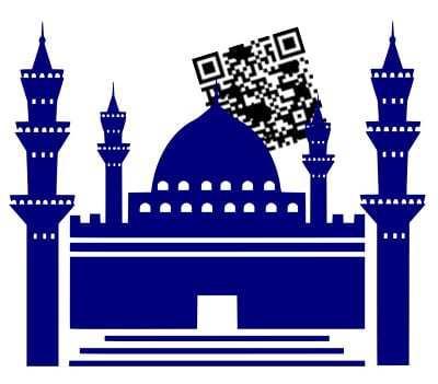 qr codes smart mosque