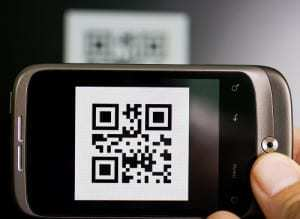 QR code scanning comes with Now on Tap