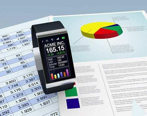 smartwatch wearables technology