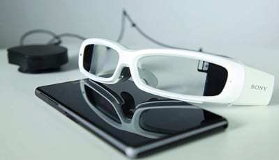 sony smarteyeglasses augmented reality glasses