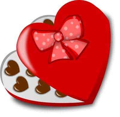 valentine's day mobile commerce