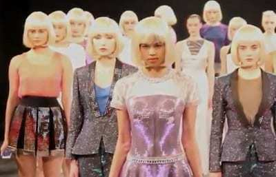 Wearable technology lights up New York Fashion Week