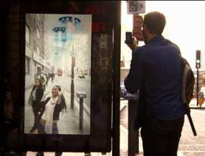 Augmented reality marketing stunt by Pepsi frightens Londoners