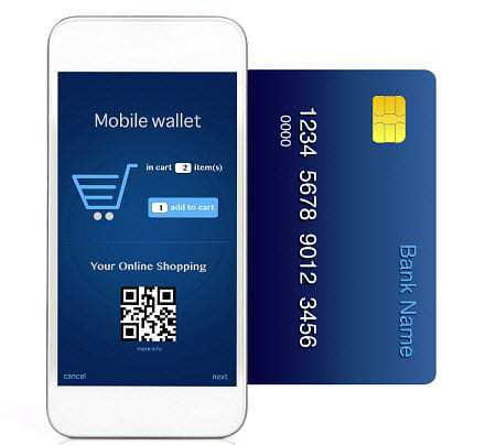 wallet qr code transactions mobile payments