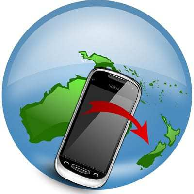 new zealand mobile commerce