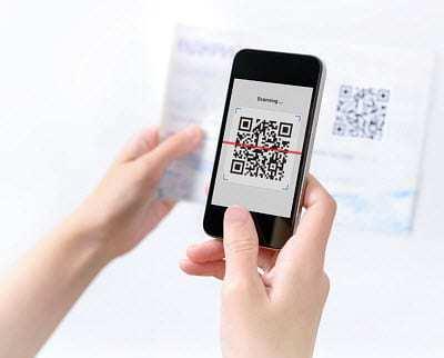 qr codes scan