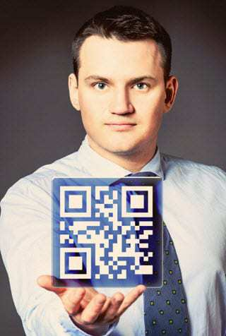 printed qr codes business