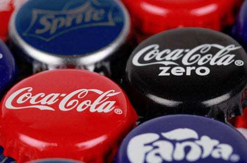 coke soda marketing qr codes