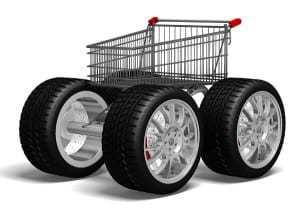 online shopping cart mobile commerce