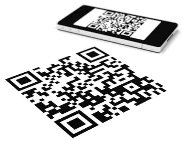 Memorial QR codes help us remember fallen soldiers and vets