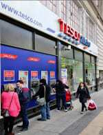 Mobile payments app to be tested out by Tesco