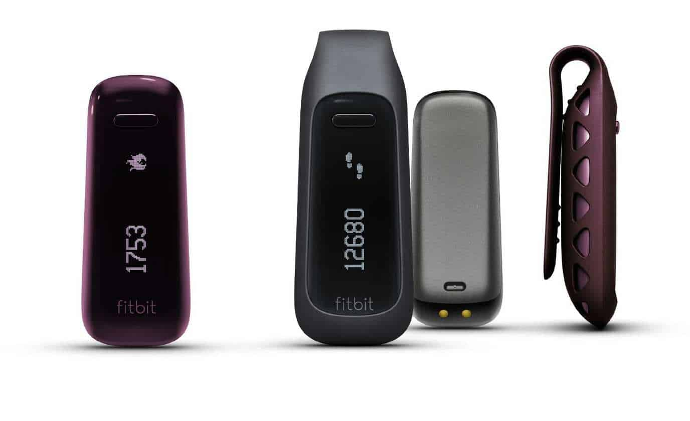 Fitbit wearable technology fitness tracker