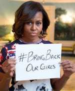 Social media marketing campaign, #BringBackOurGirls spreads the message worldwide