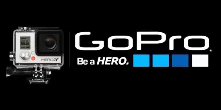 gopro wearable technology camera Hero3