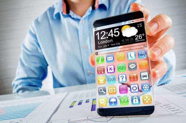 mobile commerce future smarphone