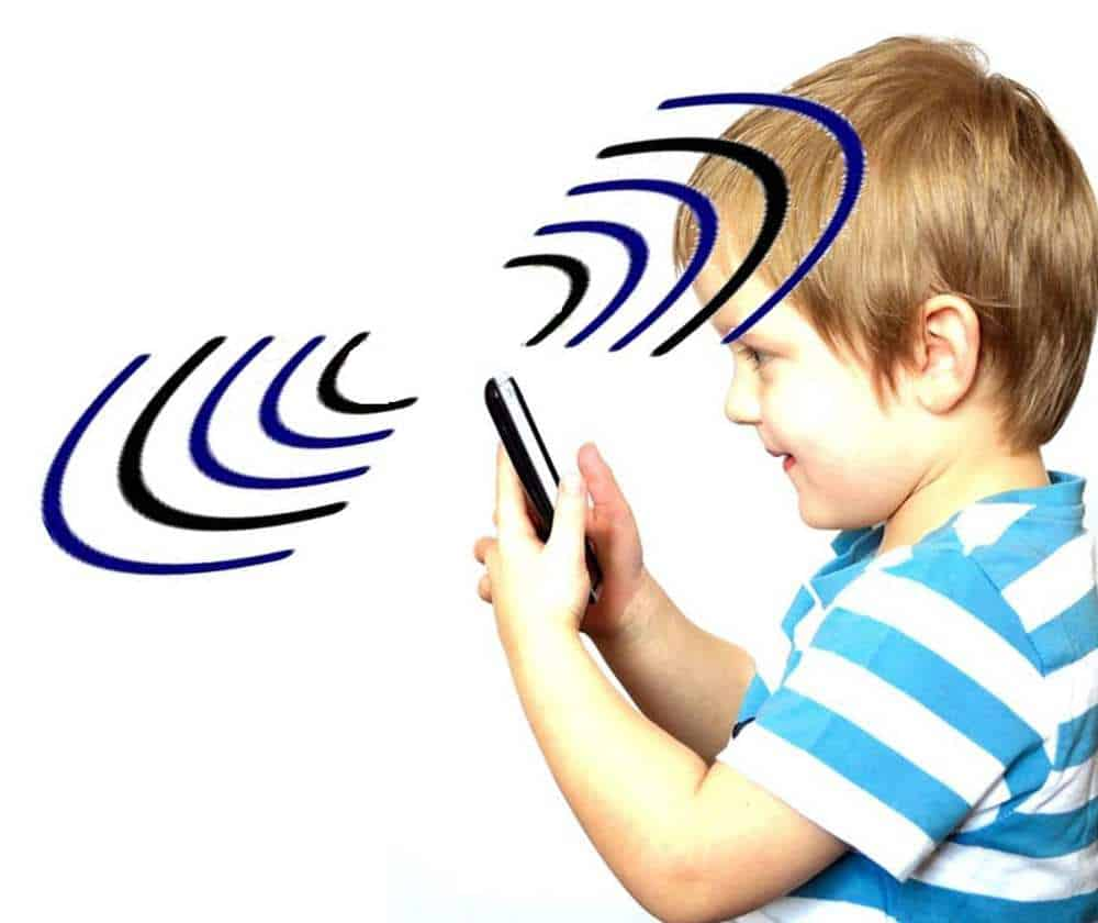 Mobile technology is becoming a new babysitter for parents