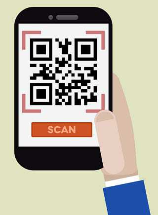 App uses QR codes to pay consumers for their attention