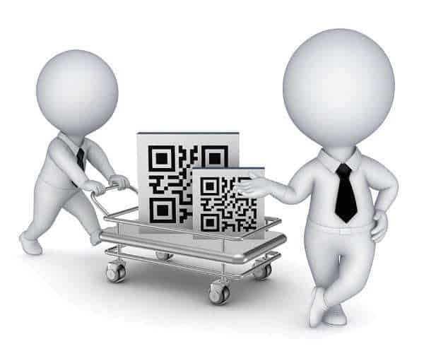 qr codes small business