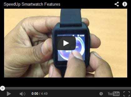 smartwatch video