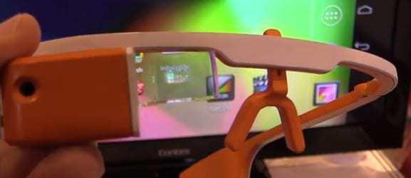 ChipSip SiMEye Smart Glasses wearable technology