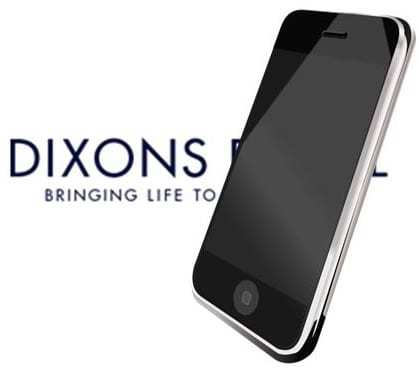 Dixons smart tech mobile technology
