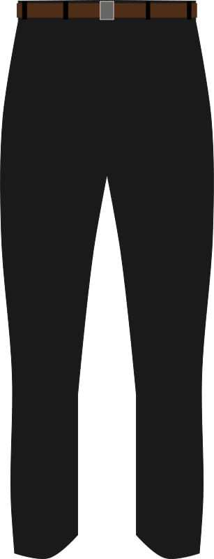 Microsoft wearable technology pants example (not product image)