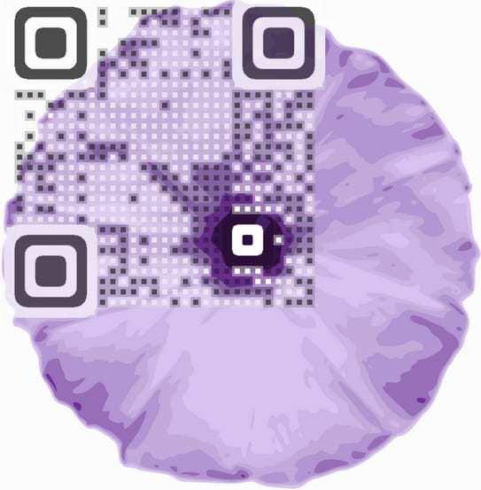 QR codes flowers garden center