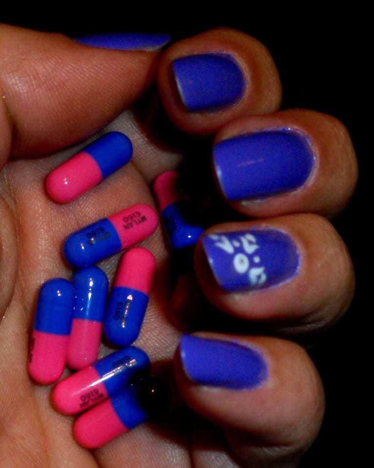 wearable technology nail polish nail beds mhealth