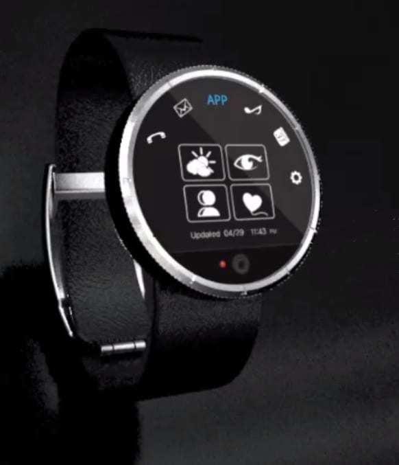 FiDELYS smartwatch iritech