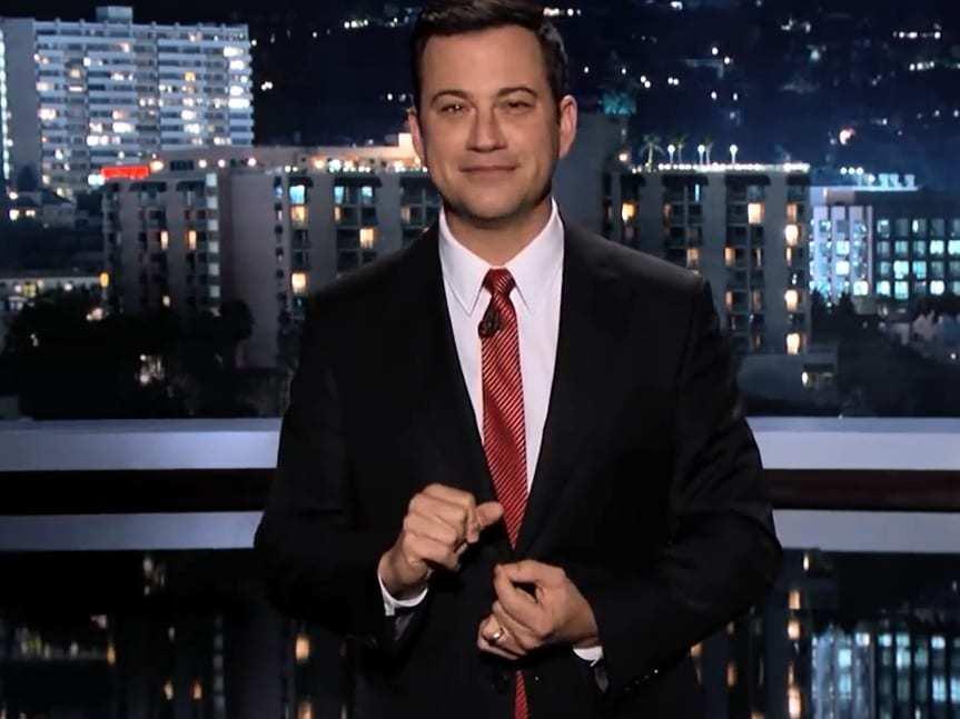 Jimmy Kimmel iTime iWatch prank